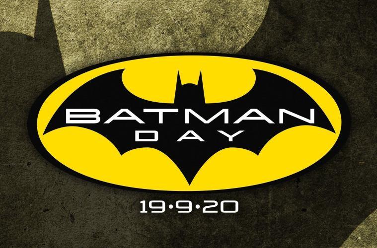Batman Day: la DC Comics svela il programma da vero supereroe