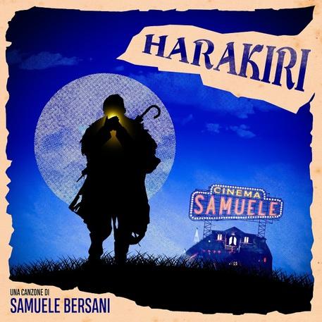 "Samuele Bersani: il brano ""Harakiri"" apre le porte al suo ""Cinema Samuele"""