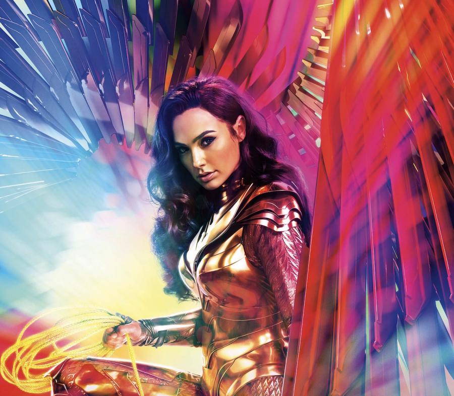 """""""Wonder Woman 1984"""": fuori trailer e poster del film con Gal Gadot"""