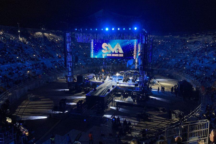 I Seat Music Awards 2020 riaccendono la musica da Verona