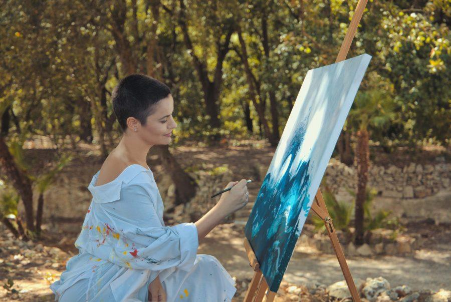 """Silvia Salemi torna con il singolo """"Chagall"""", omaggio al grande pittore russo"""
