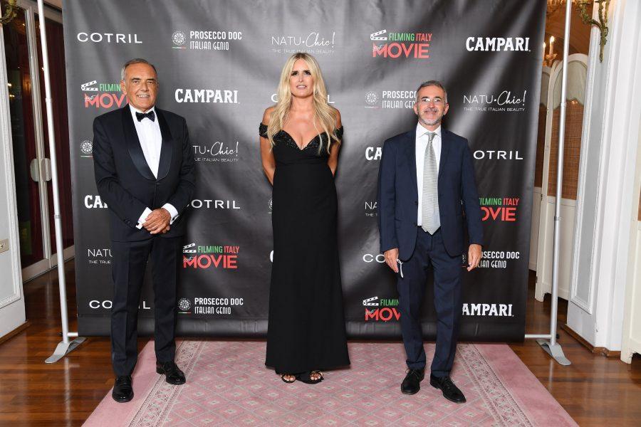 Venezia illuminata dalla serata del Filming Italy Best Movie Award