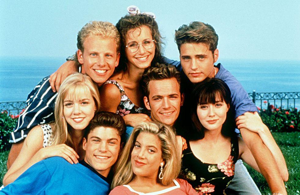 """30 anni fa la prima puntata di """"Beverly Hills 90210"""""""