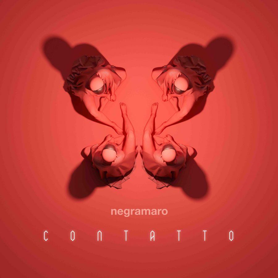 """Negramaro: la cover dell'album """"Contatto"""", già disponibile in pre-order"""