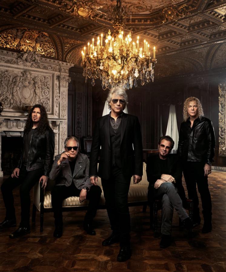 """Bon Jovi: disponibile da oggi il nuovo album intitolato """"2020"""""""