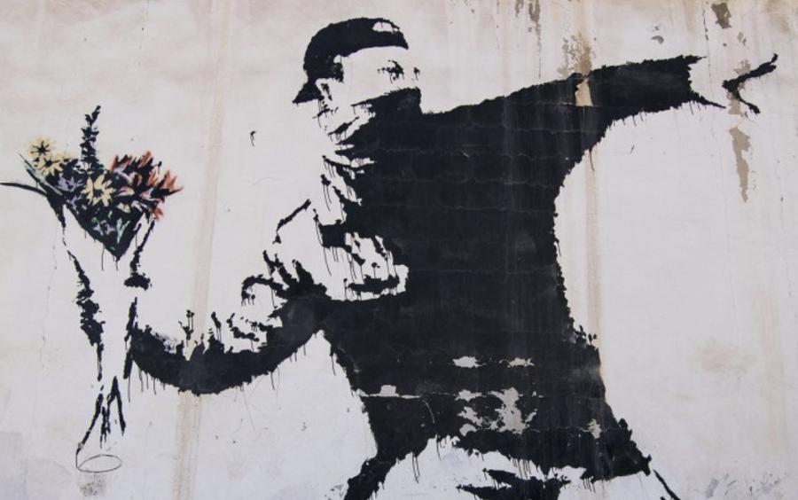 """""""Bansky: l'arte della ribellione"""". Il documentario di Elio Espana in anteprima"""