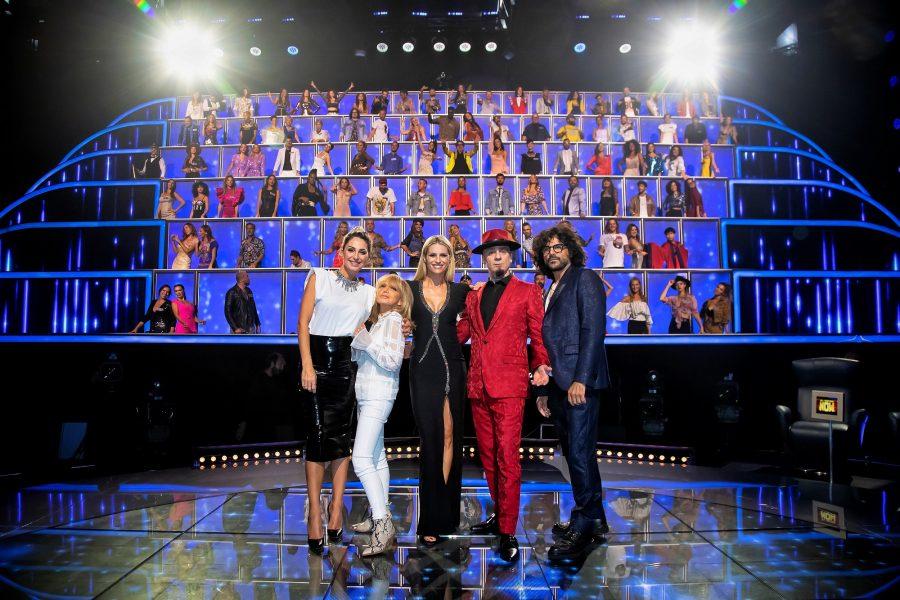 """All Together Now"": nuova puntata con Michelle Hunziker"