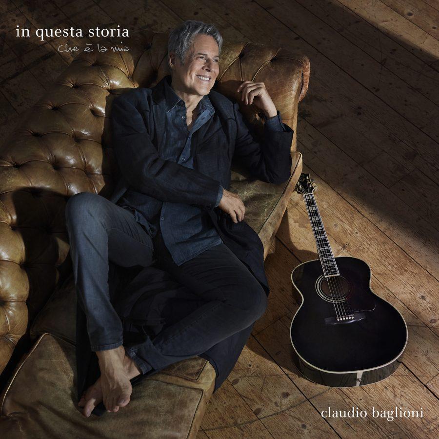 """Claudio Baglioni: fuori il 6 novembre il singolo """"Io non sono lì"""""""