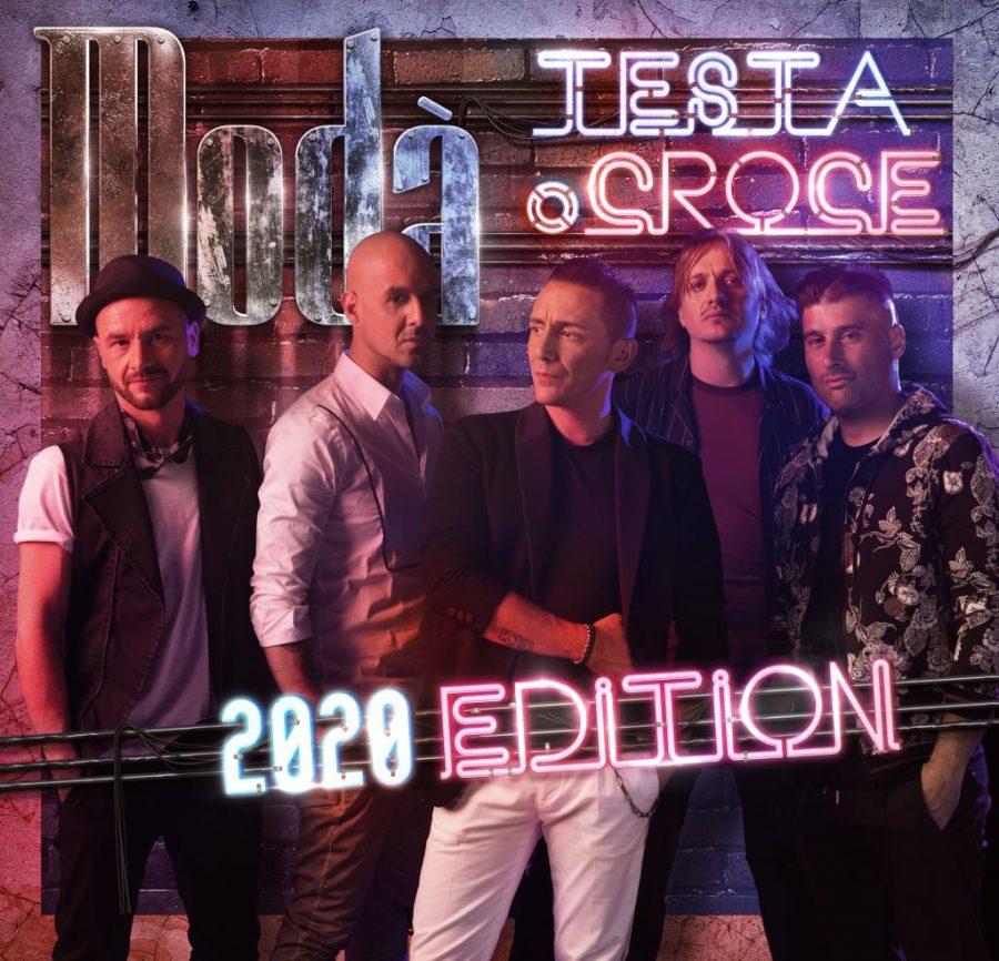"""Modà: edizione speciale dell'album """"Testa O Croce"""" e nuovo tour nel 2021"""