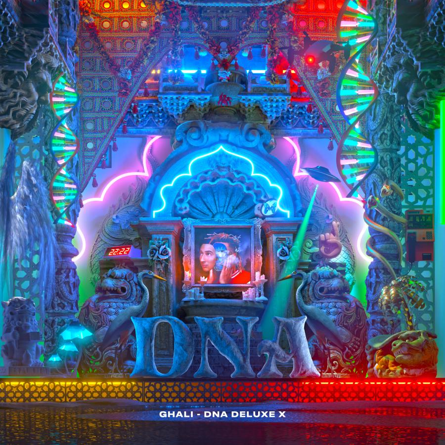"""Ghali presenta """"DNA Deluxe X"""", la nuova versione dell'album """"DNA"""""""