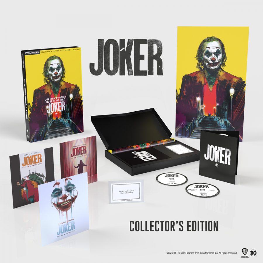 """""""Joker Collector's Edition"""": il nuovo volto di """"Joker"""" firmato Warner Bros."""
