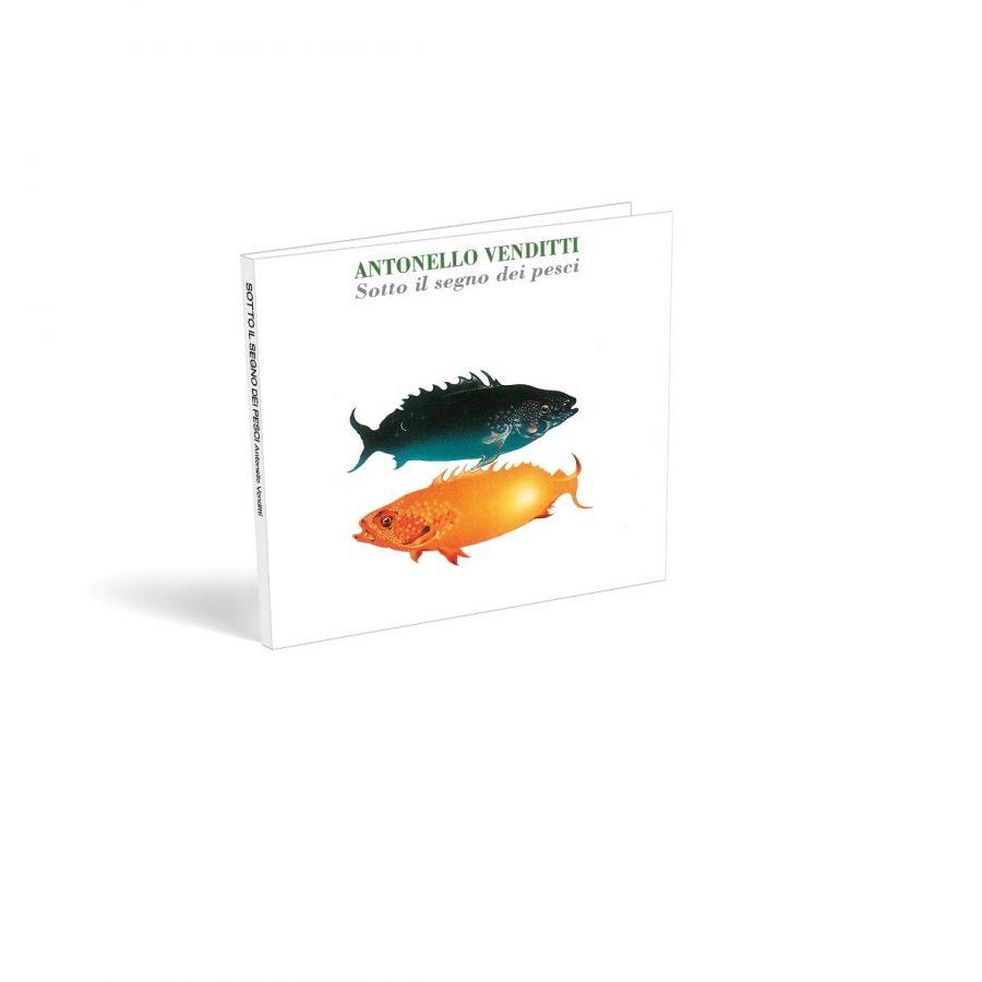 """Antonello Venditti: """"Sotto il segno dei pesci"""" per """"I grandi album italiani"""""""