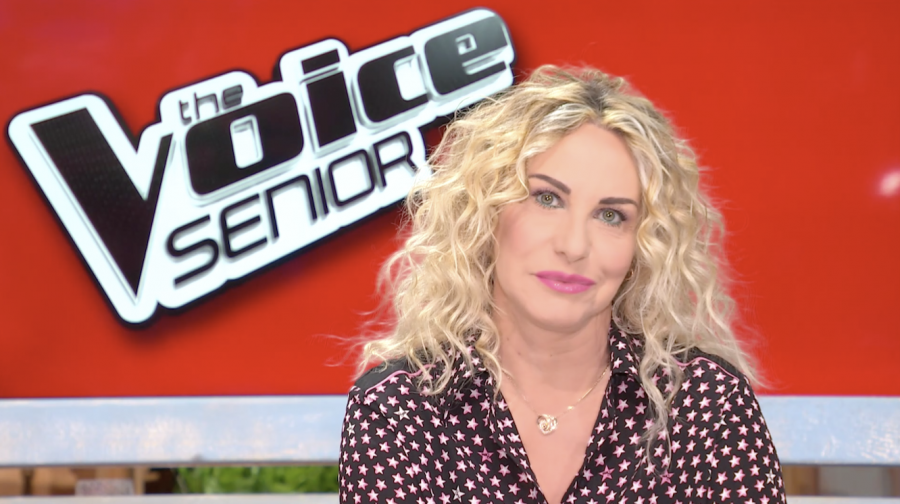 """The Voice Senior"": la voce delle seconde opportunità – CONFERENZA"