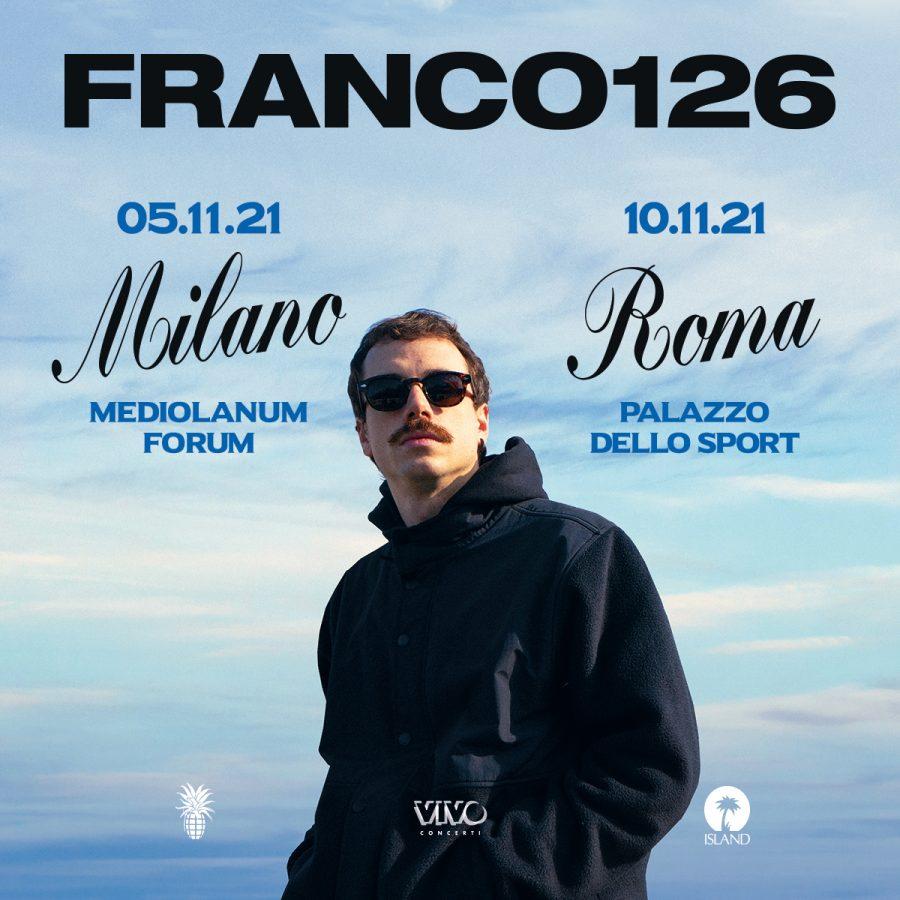 """Franco126: grande ritorno in """"Blue Jeans"""" in collaborazione con Calcutta"""