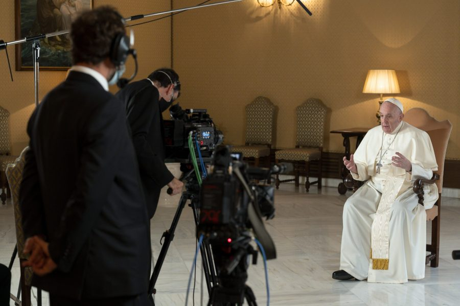 Arriva su Netflix la docu-serie ispirata al libro di Papa Francesco