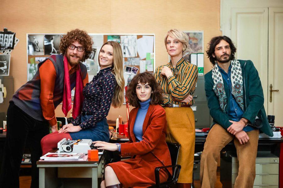 """""""Made in Italy"""": su Canale 5 la storia della moda anni '70"""