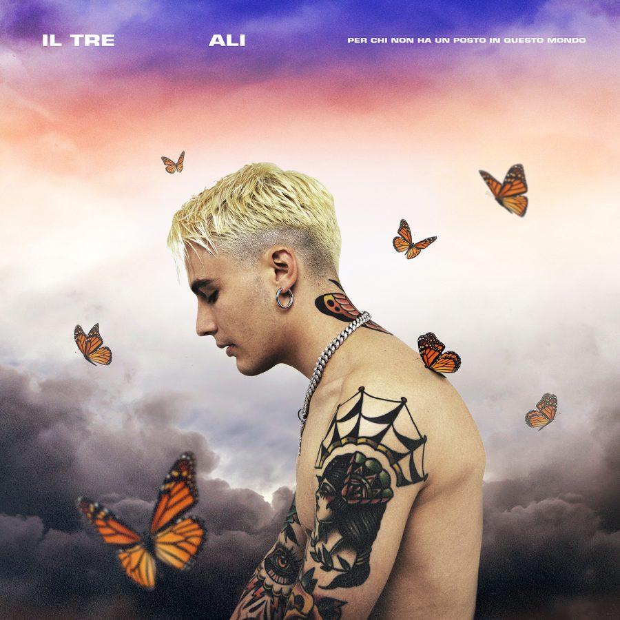 """Il Tre: dopo il boom del pezzo """"Te lo prometto"""" ecco il suo primo album """"Ali"""""""