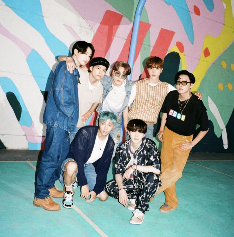 """BTS: l'esplosivo singolo """"Dynamite"""" è ancora da record"""