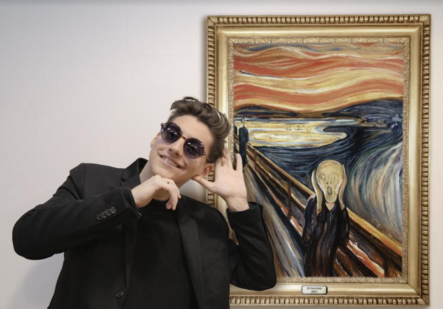 """Emanuele Aloia: in uscita il nuovo singolo """"L'urlo di Munch"""""""