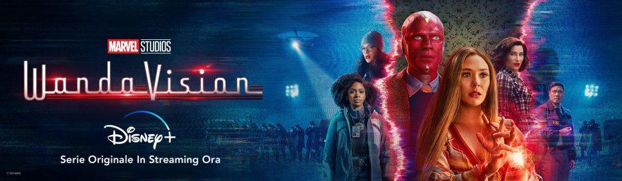 """""""WandaVision"""": nuovo trailer e key art in vista del quinto episodio"""