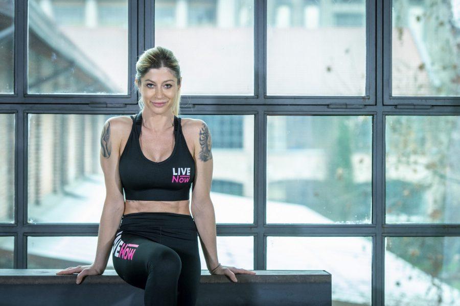 Maddalena Corvaglia ambassador della sezione fitness di LIVENow