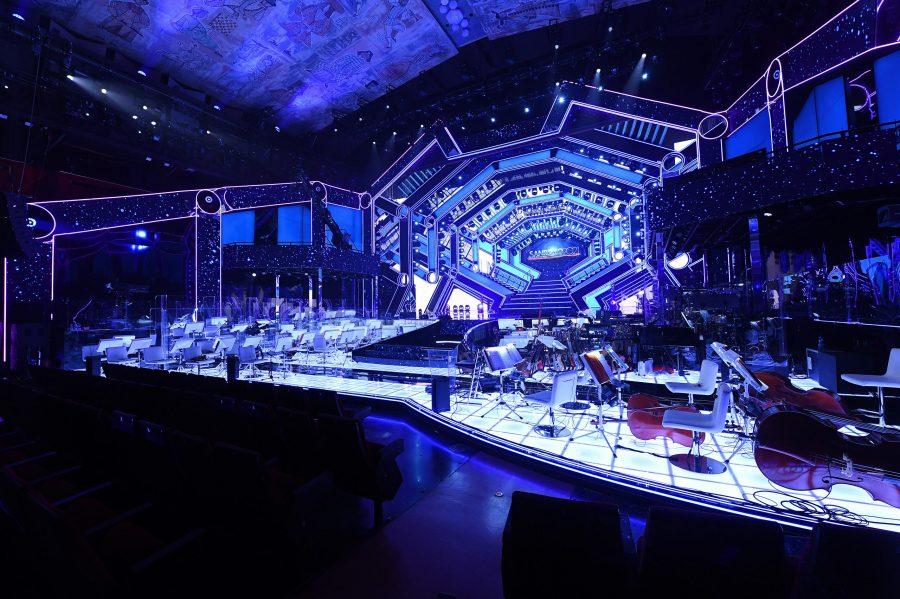 Festival di Sanremo 2021: svelata la scenografia del Teatro Ariston