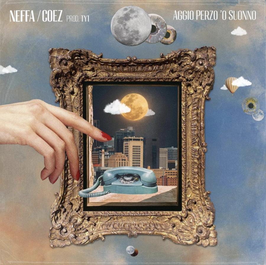 """Neffa e Coez: un duetto inaspettato nel brano """"Aggio perzo 'o suonno"""""""