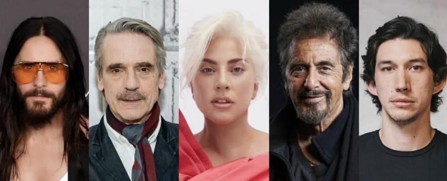 """""""Gucci"""": confermato il cast completo del film di Ridley Scott"""