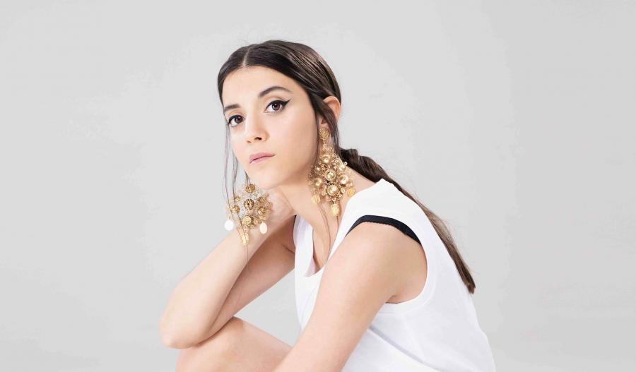 """Greta Zuccoli canta """"Ogni cosa sa di te"""" a Sanremo 2021 – INTERVISTA"""