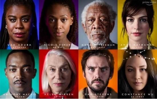 """""""Solos"""": un cast stellare per la nuova serie di Amazon Prime Video"""