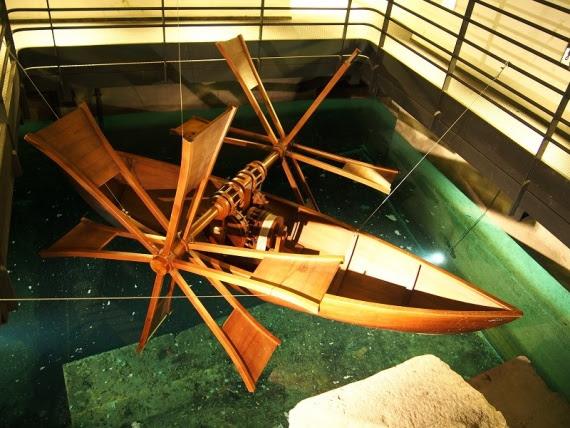 Riapre la mostra di Leonardo Da Vinci al Palazzo della Cancelleria