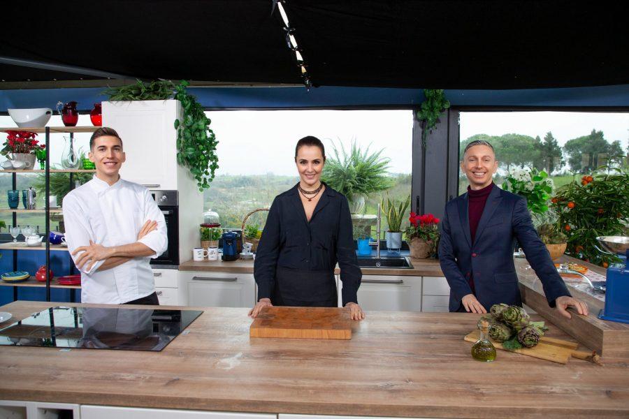 """Torna su La7 """"L'ingrediente perfetto"""", con Roberta CapuaeGianluca Mech"""