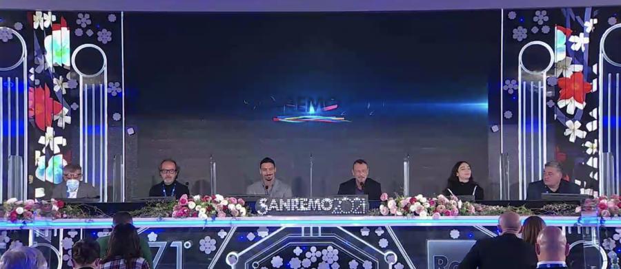 Sanremo 2021: la scaletta e anticipazioni della prima puntata