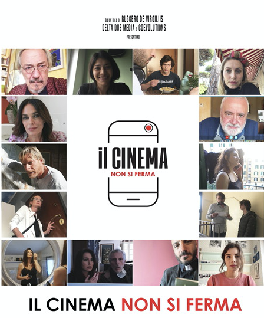 """""""Il Cinema non si ferma"""": il film per la Giornata dedicata alle vittime Covid"""