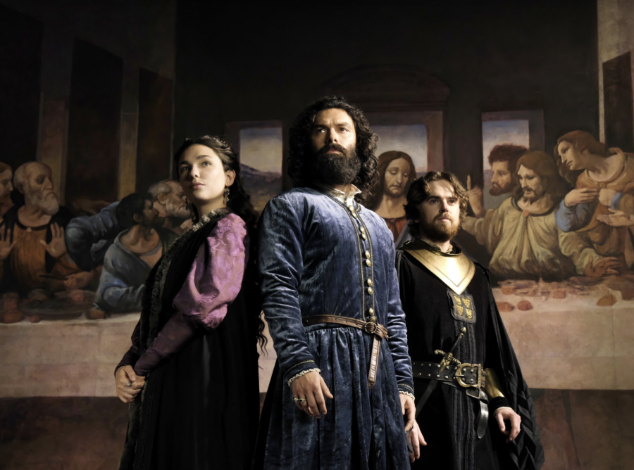 """Ascolti Tv: ottimo debutto per la fiction """"Leonardo"""" su Rai 1"""
