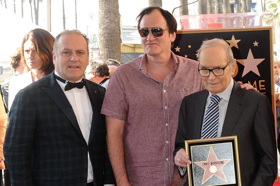 Ennio Morricone icona di Los Angeles, Italia – Film Festival
