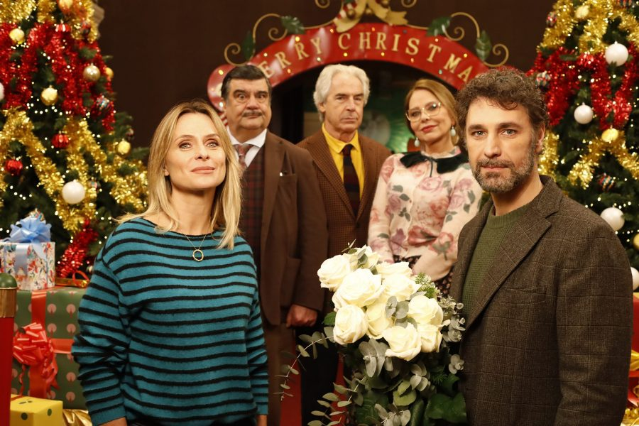 """""""The Christmas Show"""": a Natale il film con Raoul Bova eSerena Autieri"""