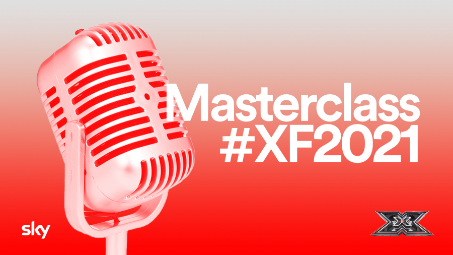 """""""X Factor"""": aperte le iscrizioni per le Masterclass e i precasting"""