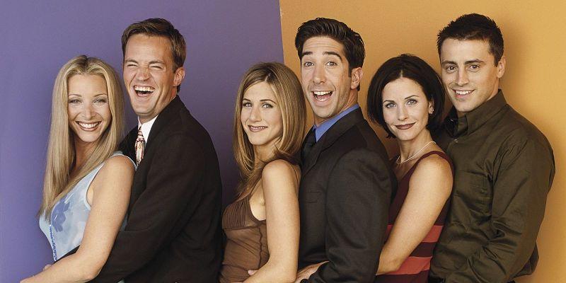 """""""Friends"""": un famosissimo cantante sarà guest star nel revival"""