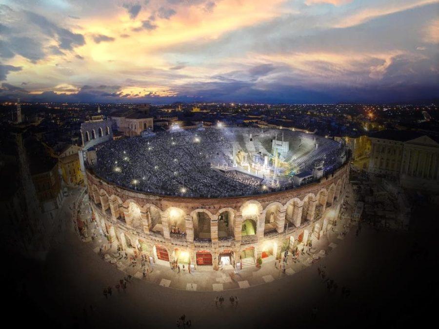 Arena di Verona: ecco quali sono gli show confermati per l'estate 2021