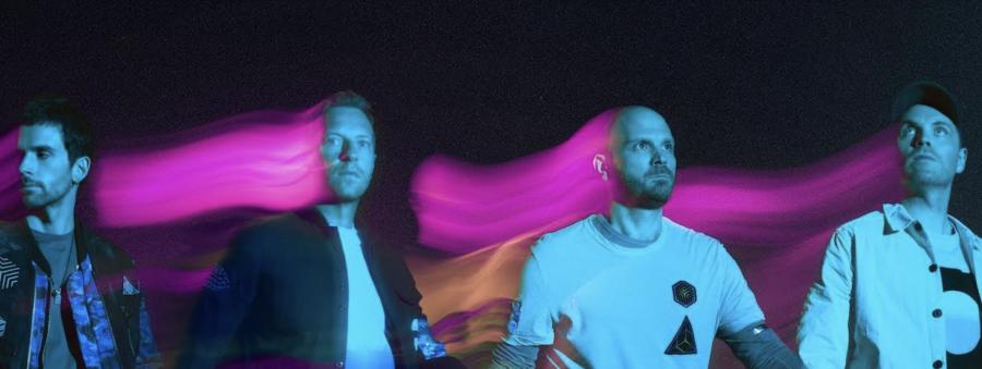 """Coldplay: un lancio spaziale per il nuovo singolo """"Higher Power"""""""