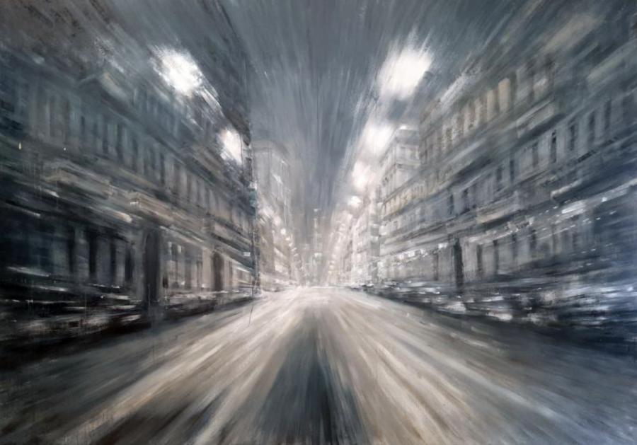 Intervista a Domenico Marranchino:il rumore dell'arte sulle lamiere