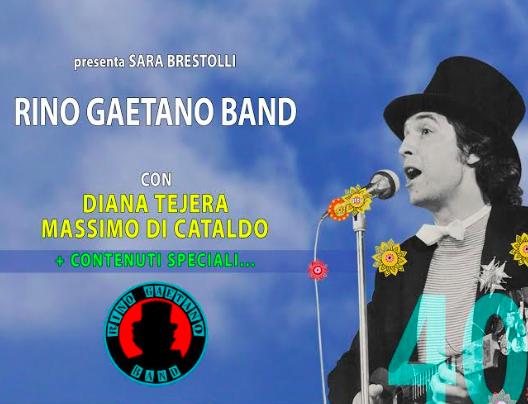 Rino Gaetano Day: tra pochi giorni l'evento dedicato al poeta eterno