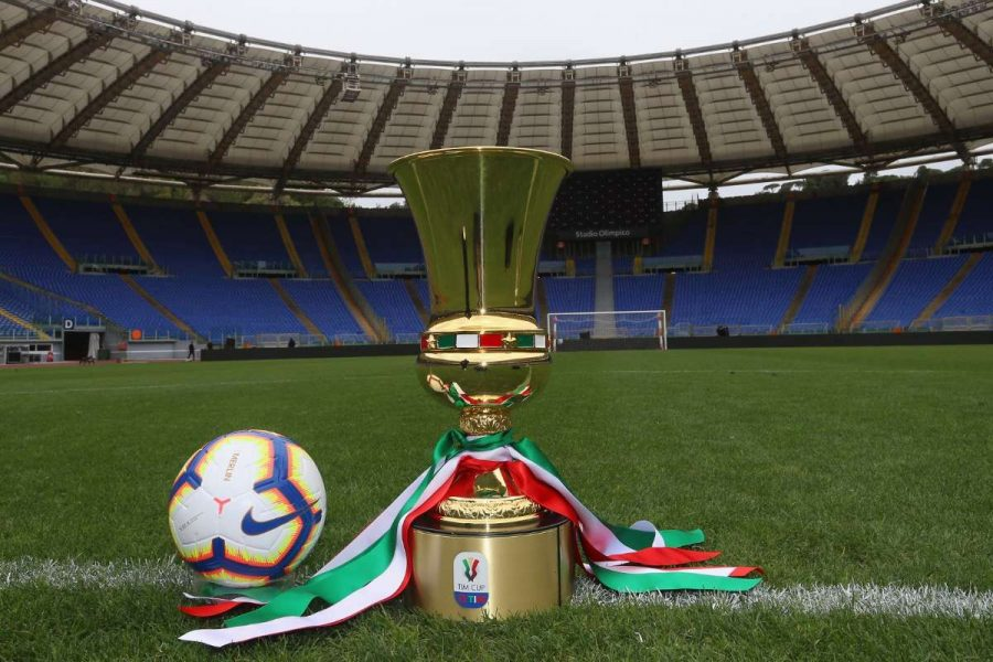 Ascolti Tv: la finale di Coppia Italia segna la rete dei dati auditel