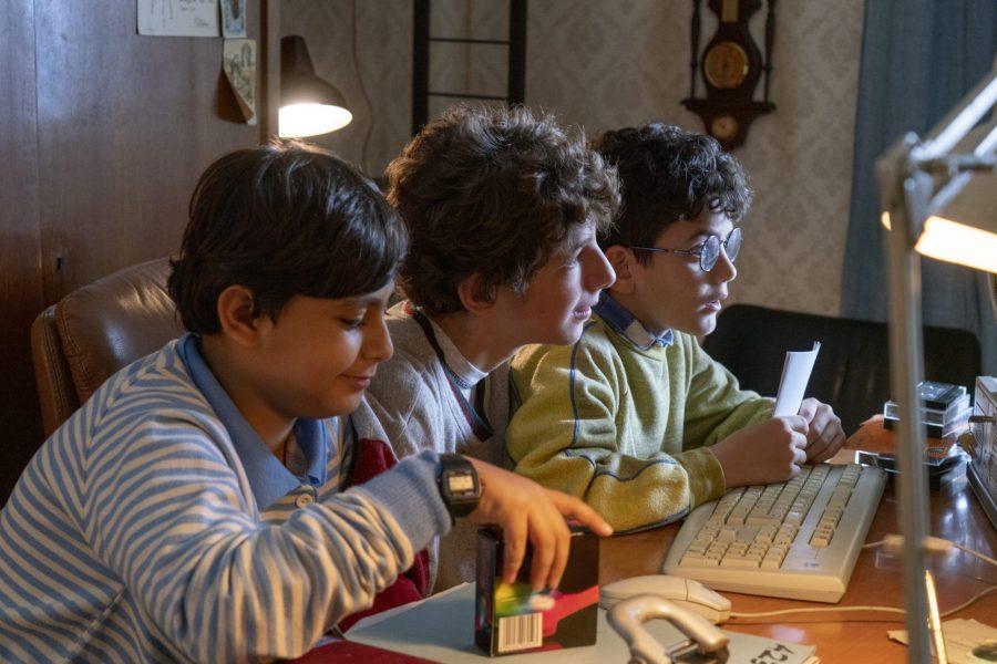 """""""Generazione 56k"""": fuori domani la nuova serie Netflix con i The Jackal"""