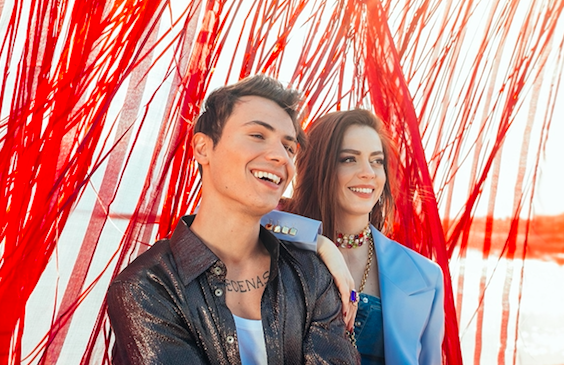 """Annalisa e Federico Rossi: fuori il video di """"Movimento lento"""""""