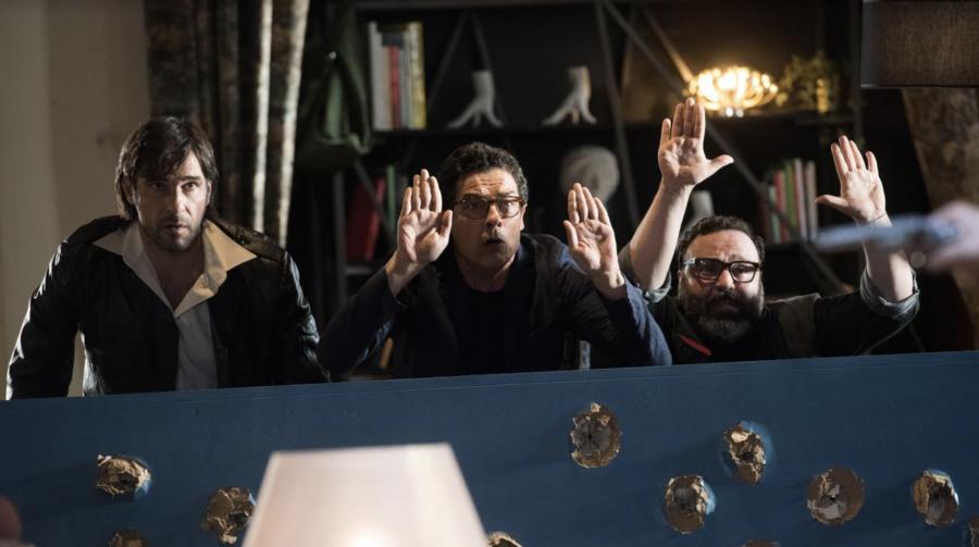 """""""Ritorno al crimine"""": il film di Massimiliano Bruno su Sky Cinema e NOW"""