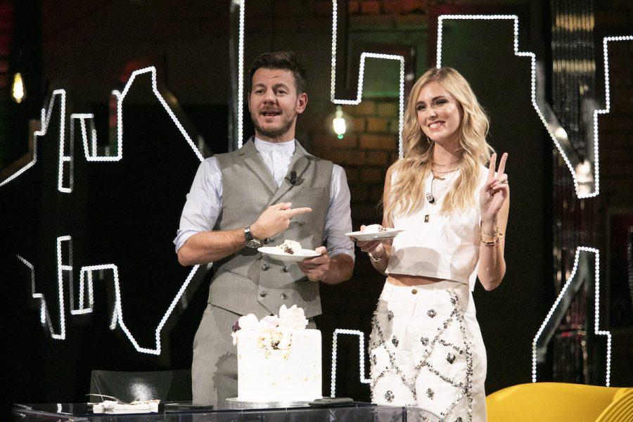 Alessandro Cattelan e Chiara Ferragni verso l'Eurovision 2022?