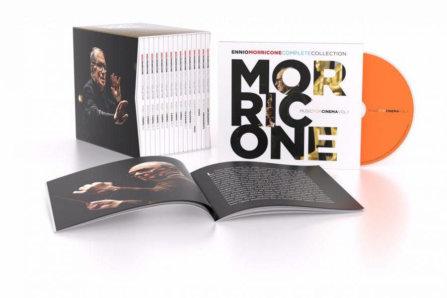 """Ennio Morricone: fuori la prima uscita della raccolta """"Complete Collection"""""""