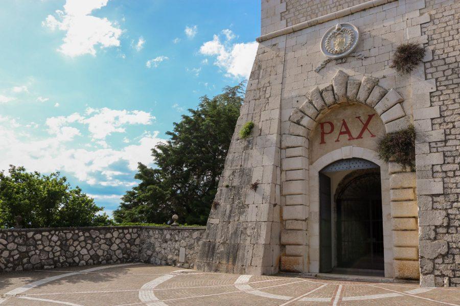 La strada di Pietra per Montecassino: un percorso nel tempo fatto di basole personalizzate